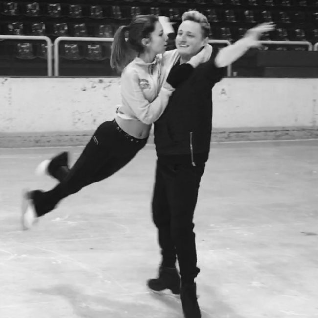 Ice Dance - Going for a twirl - iceskating.london