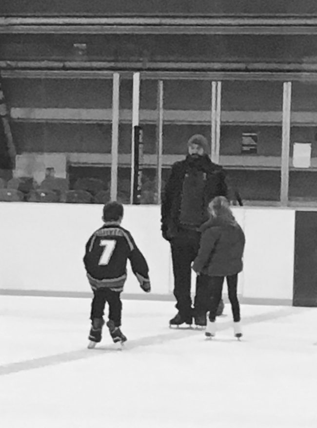 Ice Skating Lessons - iceskating.london