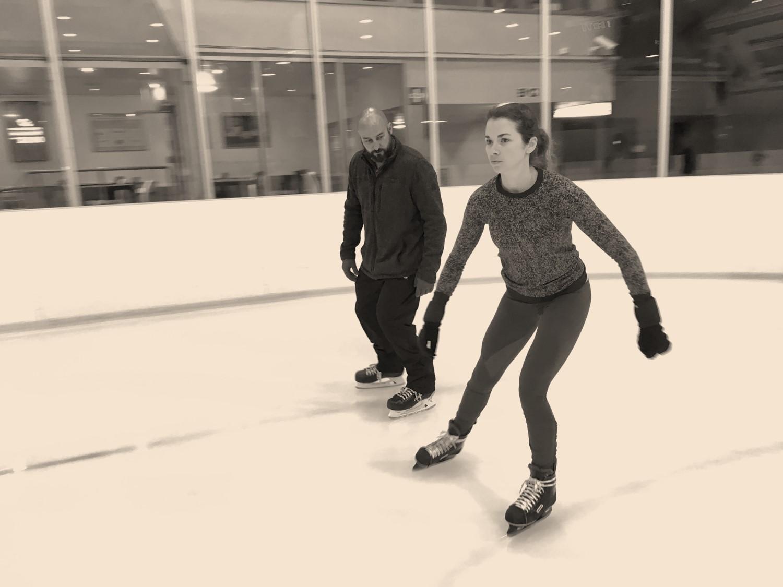 Skating Skills for Hockey Skates