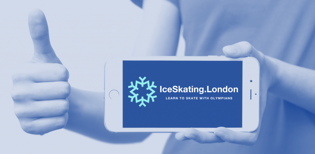 Ask us about learning to ice skate in London