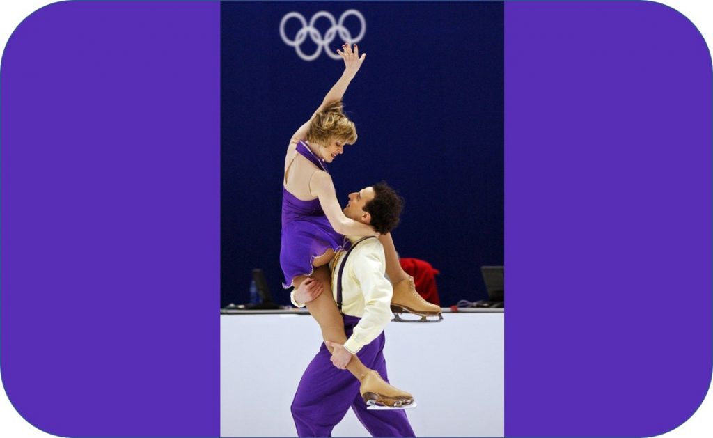 Marika Humphreys and Vitaliy Baranov Olympic Free Dance 2002