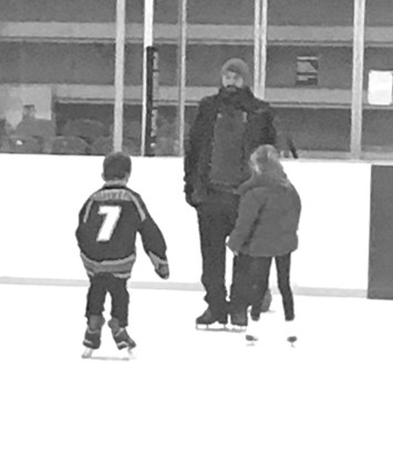 London Ice Skating Coach, Vitaliy teaches Ice Hockey and Figure skating styles
